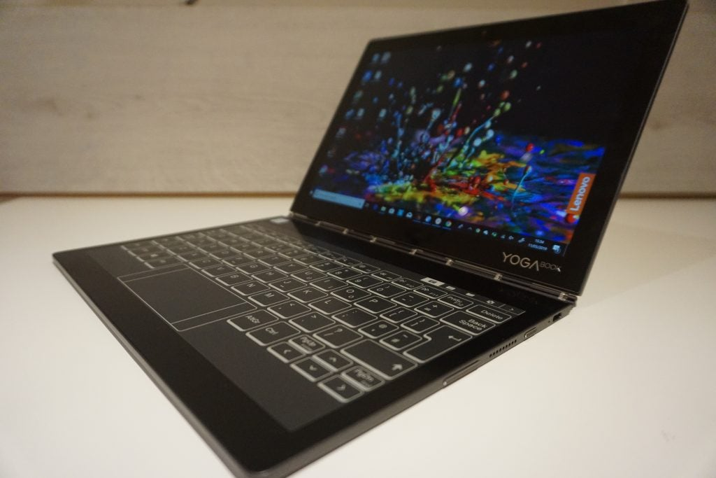 Lenovo Yoga Book C930 Review | Trusted Reviews