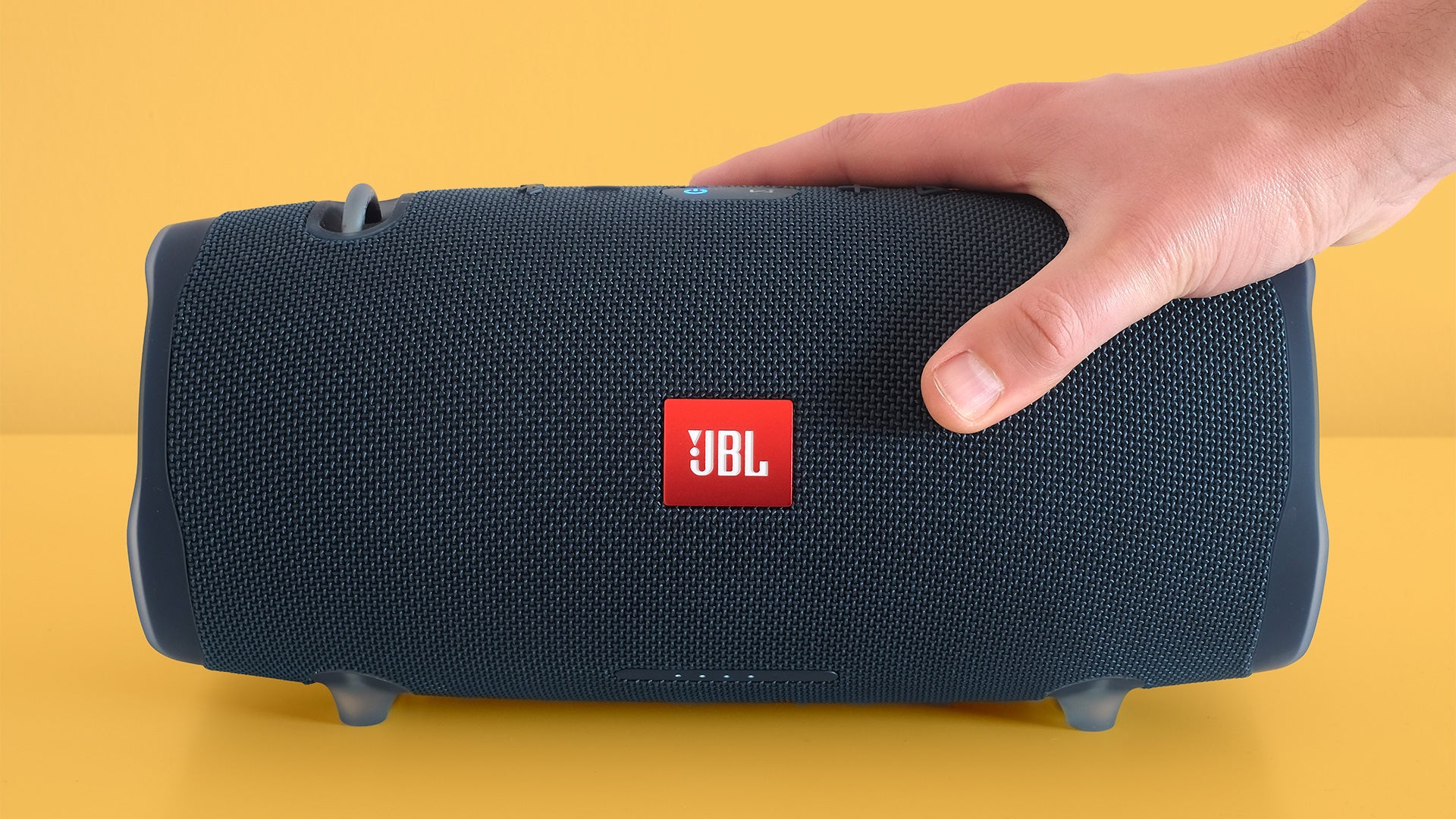 can i take portable speakers on a plane