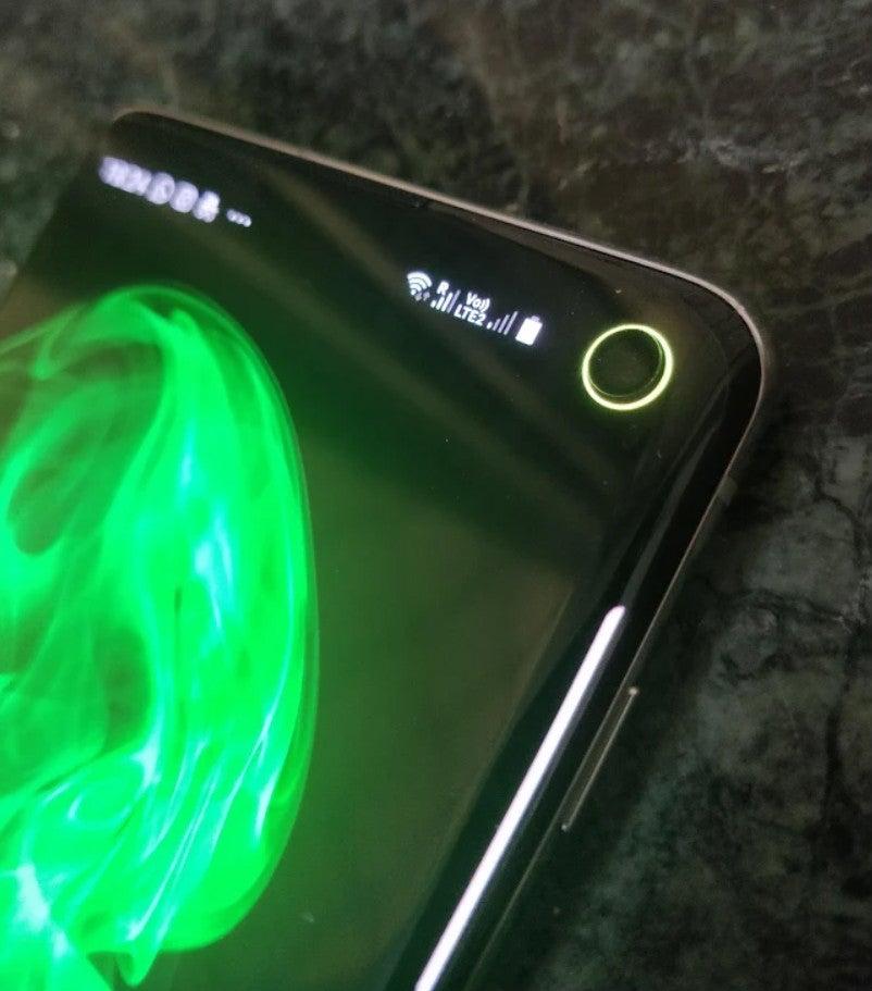s10 energy ring app