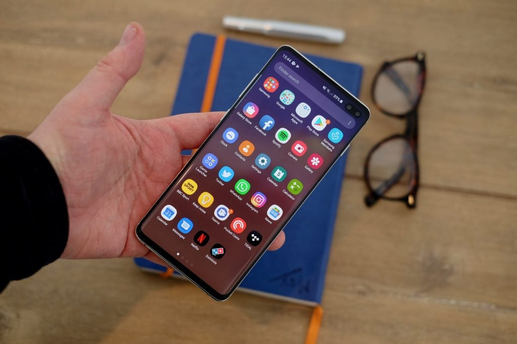 Samsung Galaxy S10 Plus Review: Performance and Software