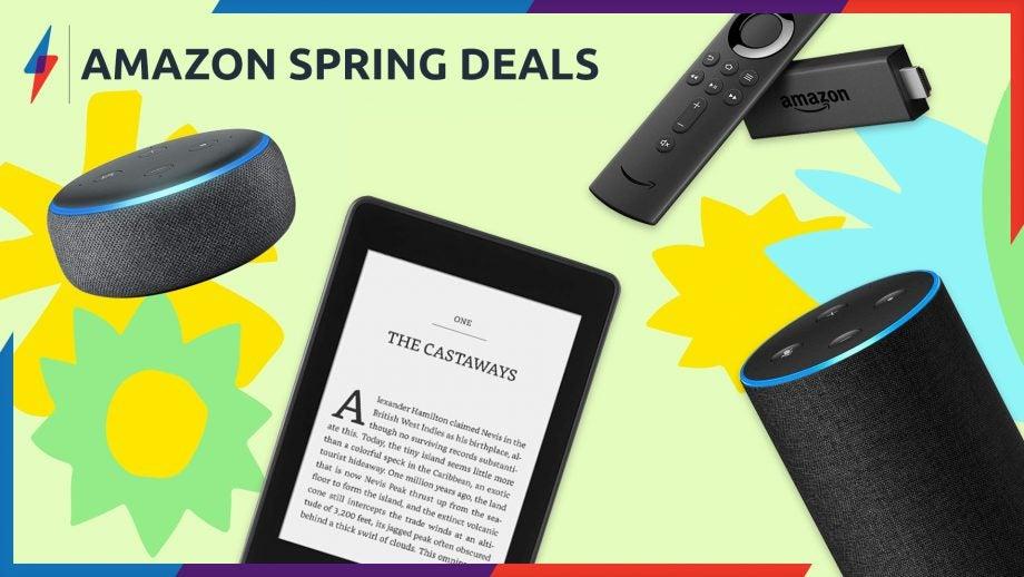 e4d7f62994f Amazon Spring Sale – 8 days of deals across Echo