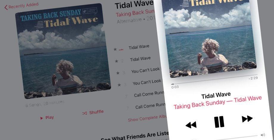 Apple Music iPad