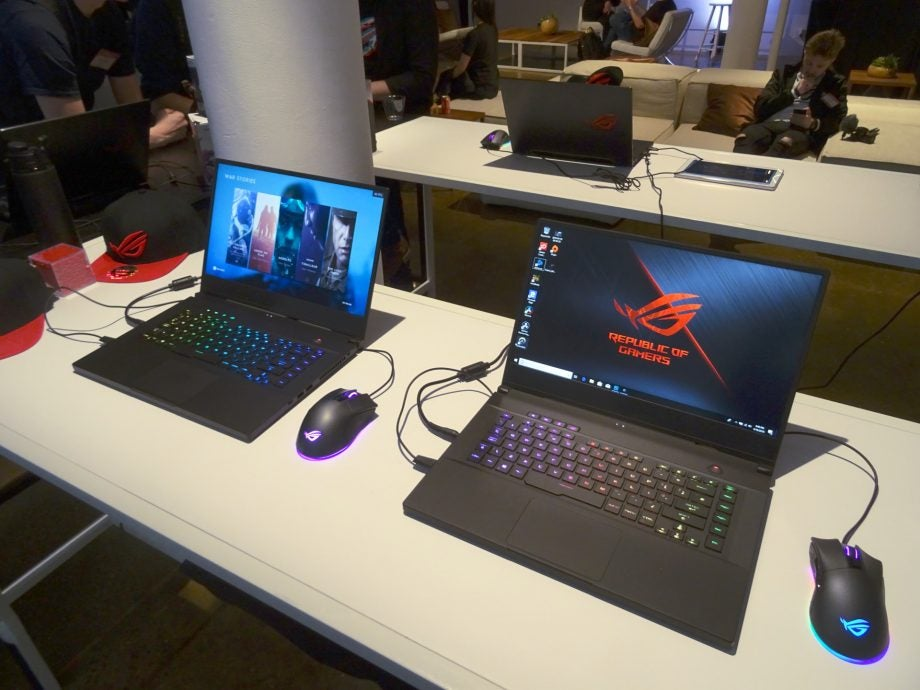 Asus refreshes ROG Zephyrus range with 9th-Gen Intel, Nvidia Turing
