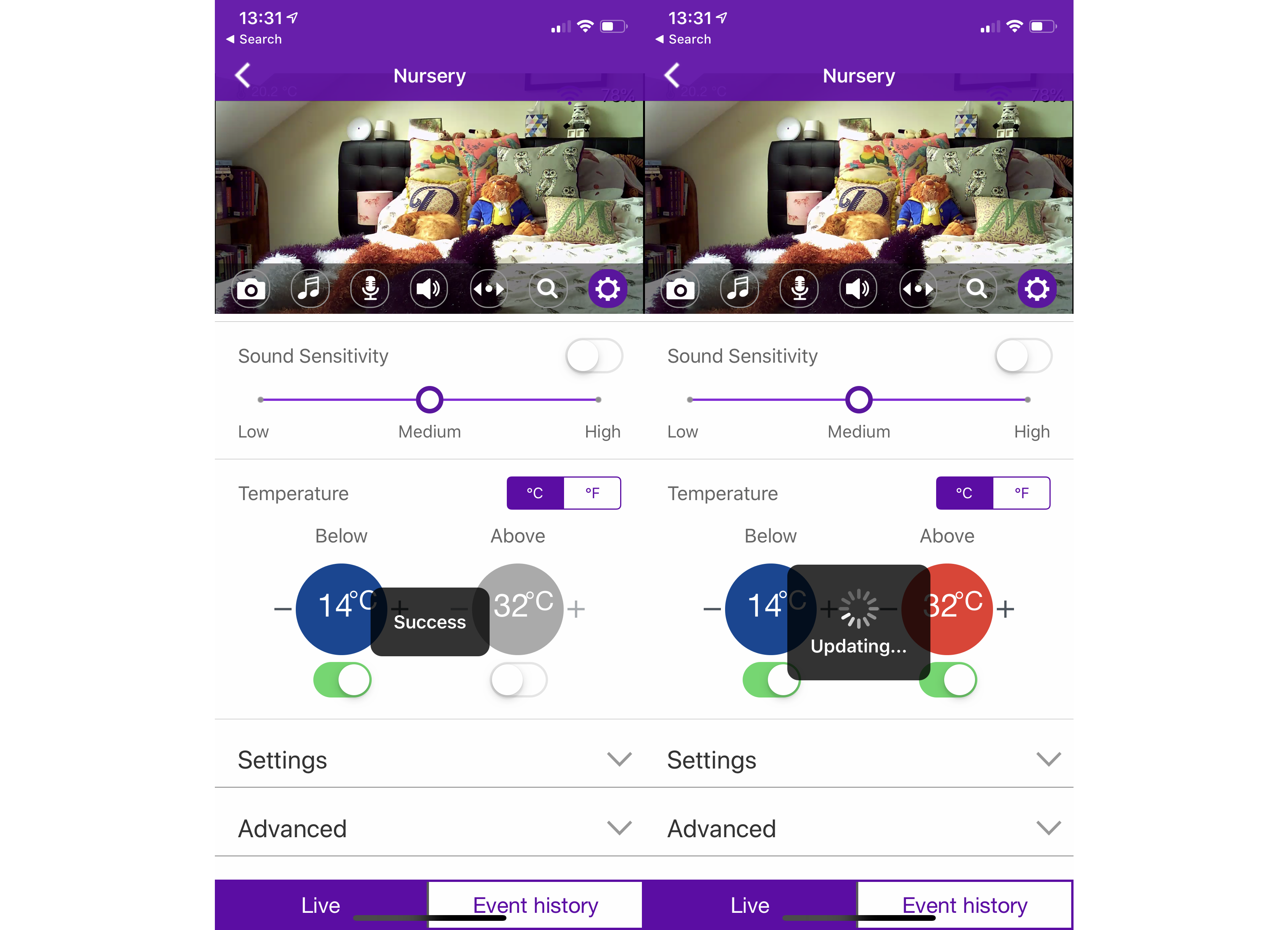 Bt Smart Baby Monitor With 5 Inch Screen Review Trusted