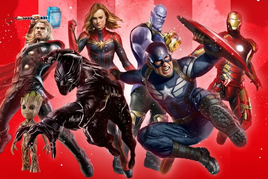 The definitive ranking of the Marvel Cinematic Universe movies