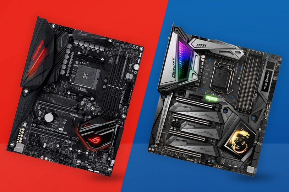 Best AMD and Intel motherboards