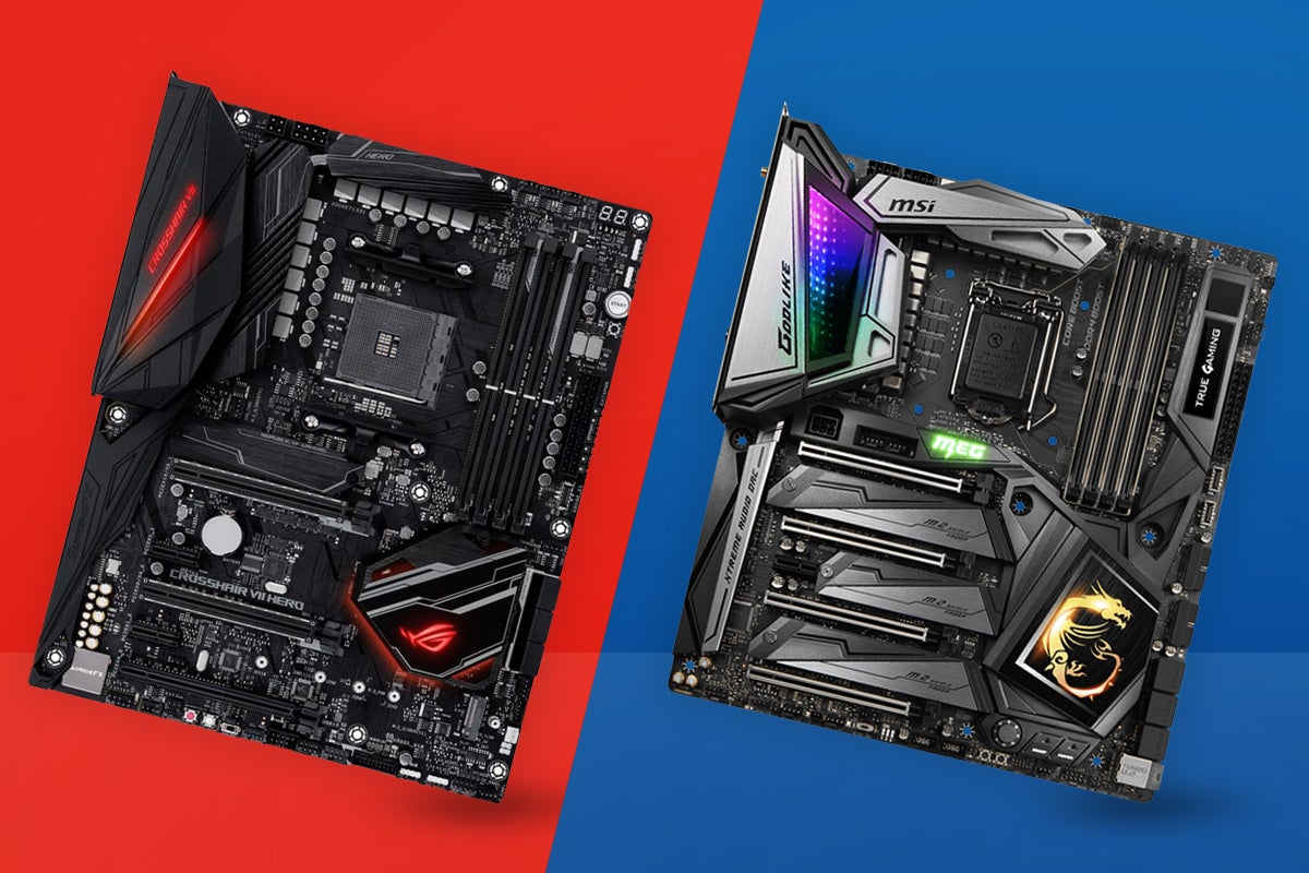Best Motherboard 2020 Amd And Intel Boards For All Budgets Trusted Reviews