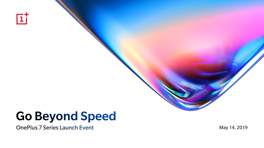 OnePlus 7 Series Launch Event -