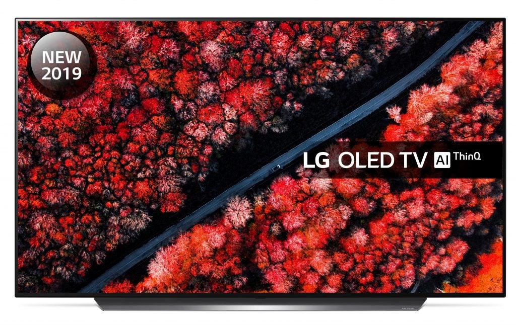 LG 55C9
