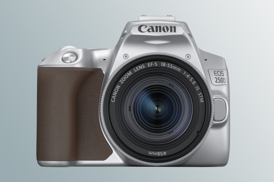 Canon S 250d Is A Beginner Friendly Dslr With 4k Video