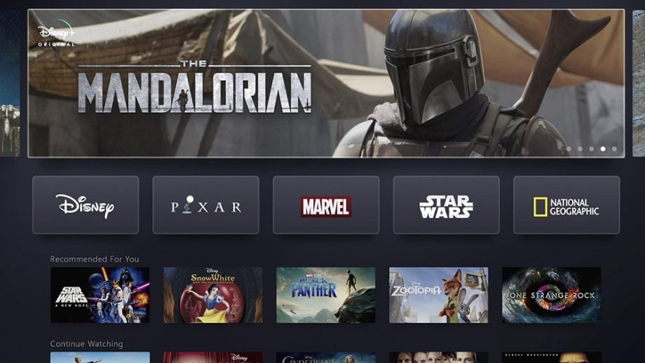 You'll be able to watch Disney Plus on loads of devices − but maybe not Amazon Fire TV