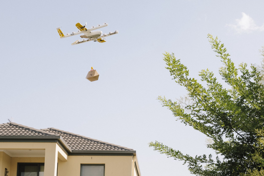 Google's Wing drone deliveries are cleared for take-off