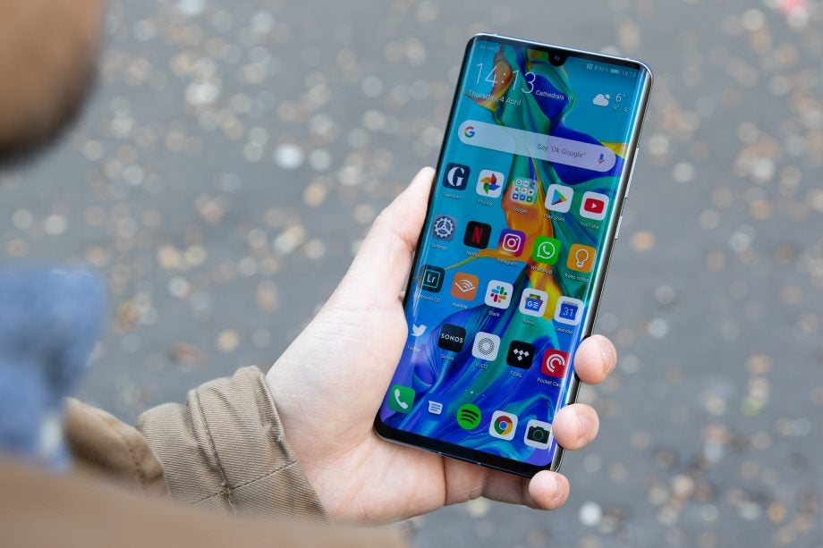 Huawei P30 Pro gets updated again with big screen and camera improvements