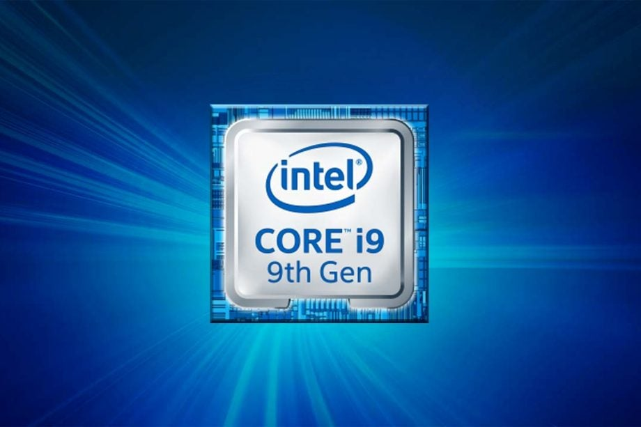 Intel 9th Gen mobile processor