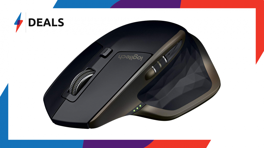 d933bffb6d8 Logitech's Stylish MX Master Wireless Mouse has been given a Huge ...