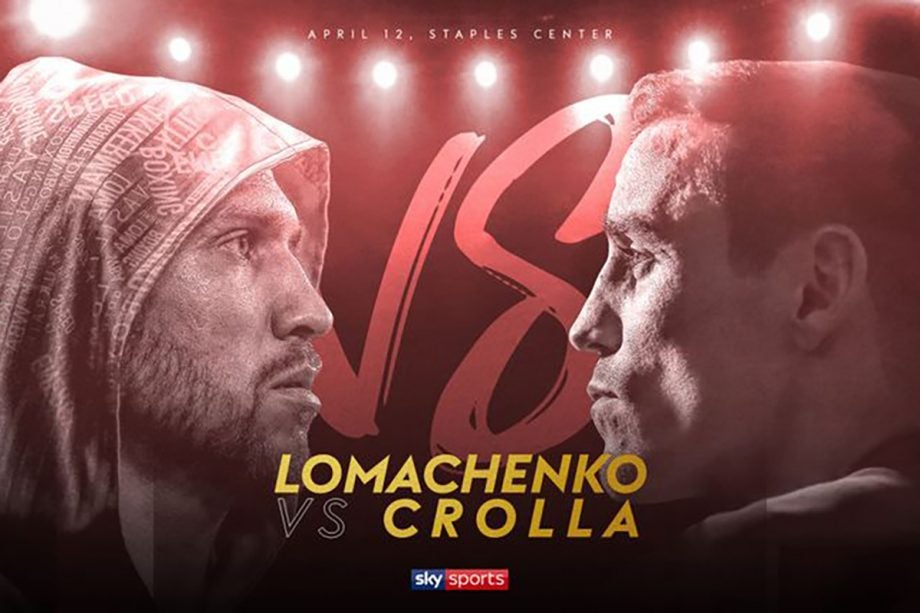 Lomachenko vs Crolla Live Stream: UK time and how to watch the boxing online