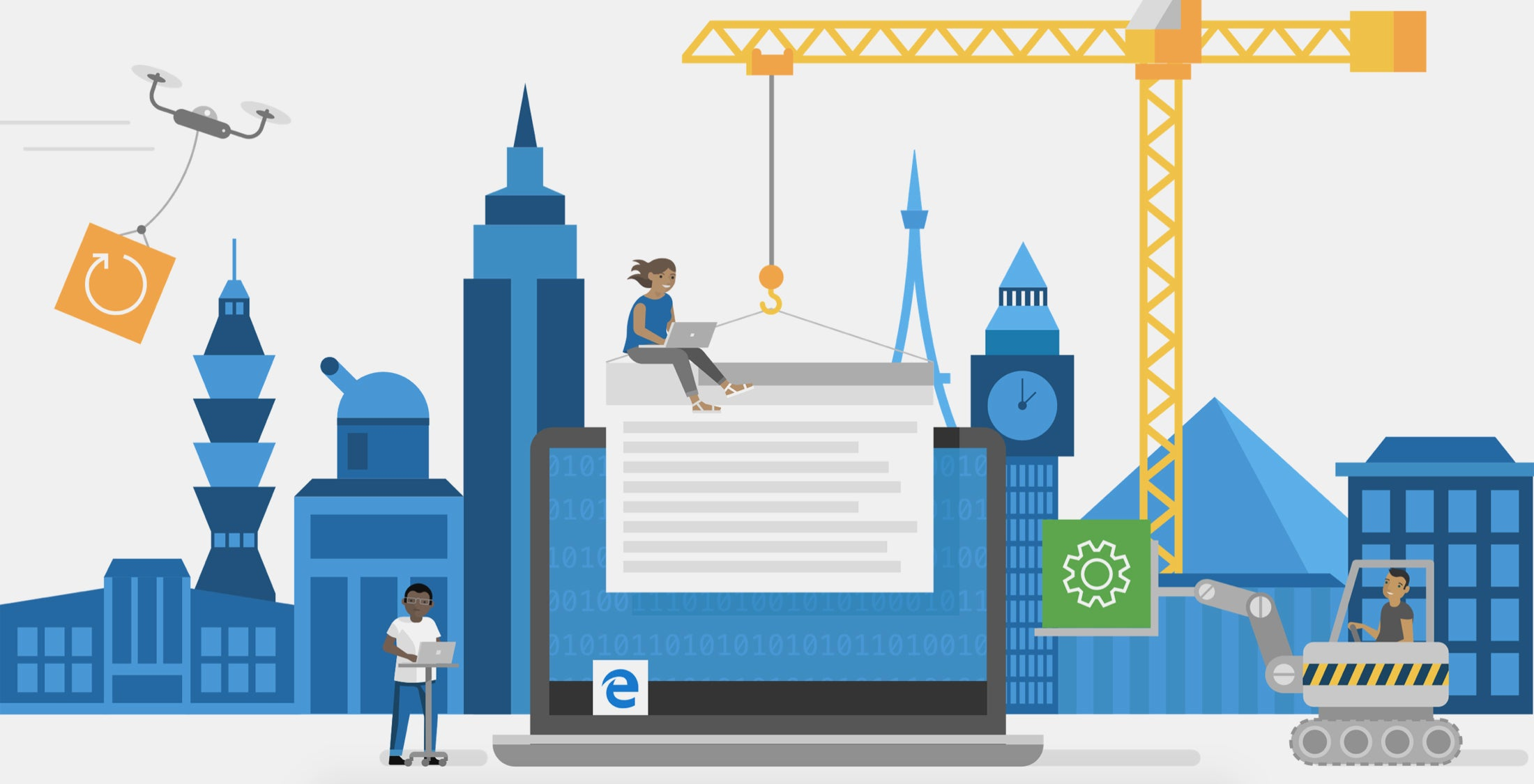 What's new in Microsoft Edge?