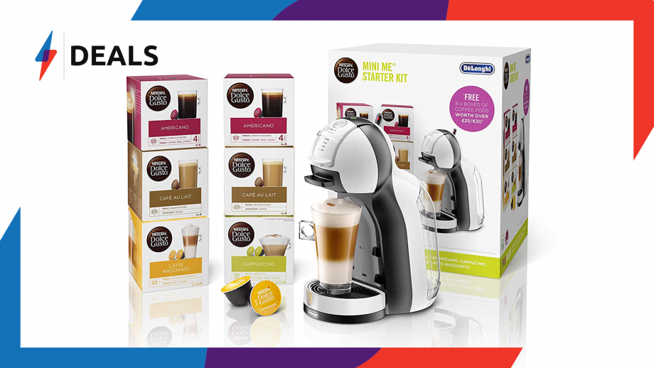 Nescafe Dolce Gusto Coffee Machine Deal