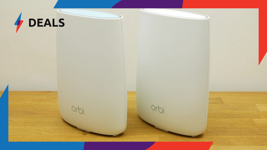 Netgear Orbi Deal: One of our favourite mesh networks just had its price slashed