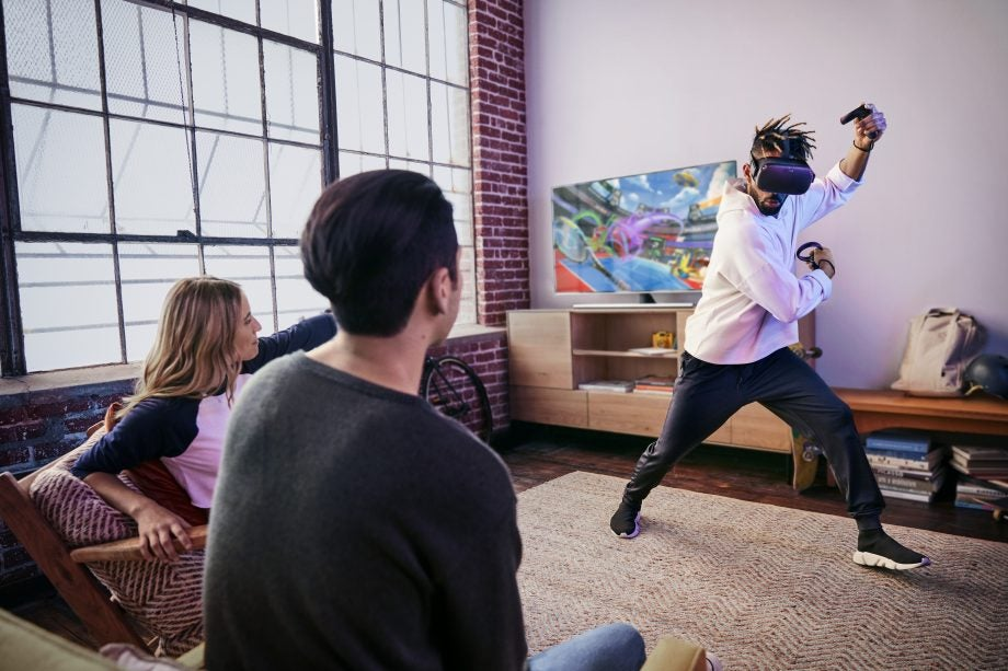 Oculus Quest multiplayer demo lets you look silly with friends – and you have to try it