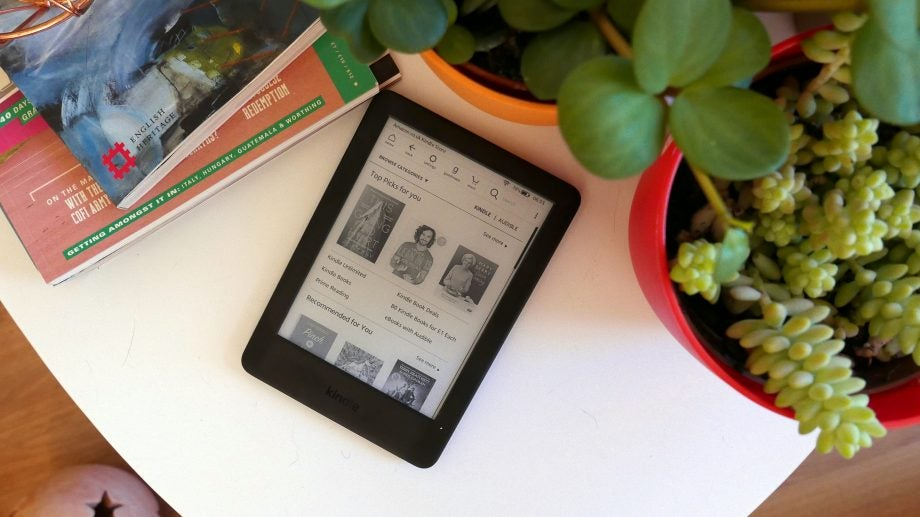 Amazon Kindle (2019) Review | Trusted Reviews