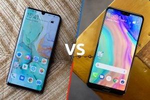 Huawei P30 Pro vs P20 Pro