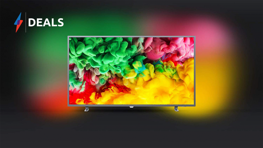 Philips 4K TV Ambilight Deal