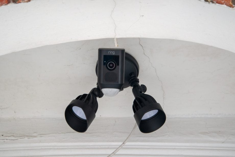 Ring Floodlight Cam hero