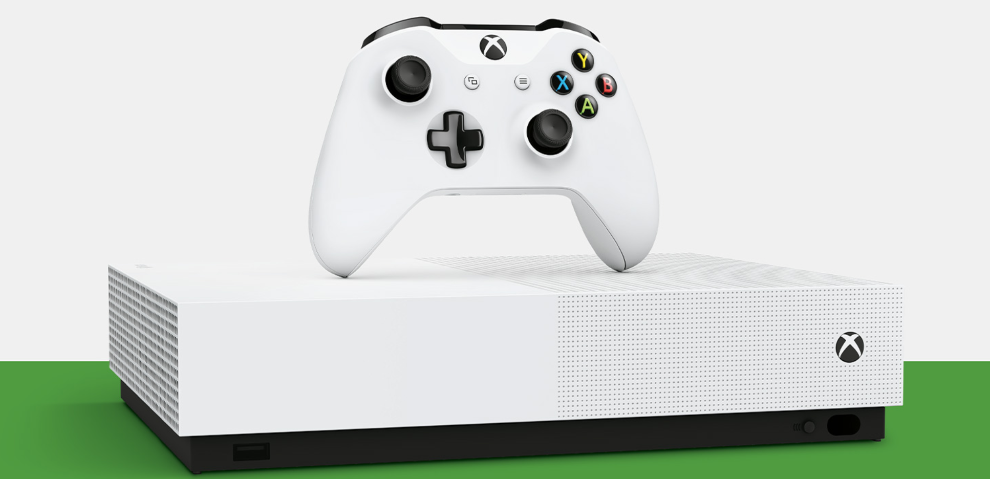 Xbox One S All-Digital confirmed as Microsoft's first disc ...