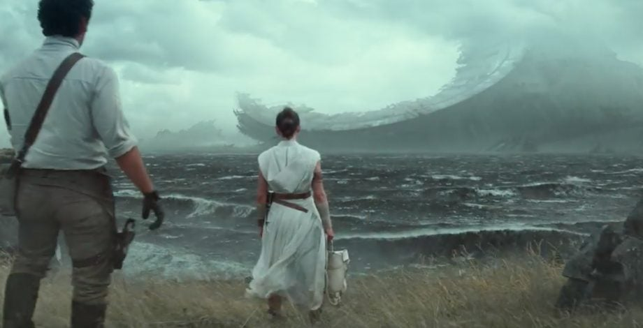 Star Wars Rise Skywalker