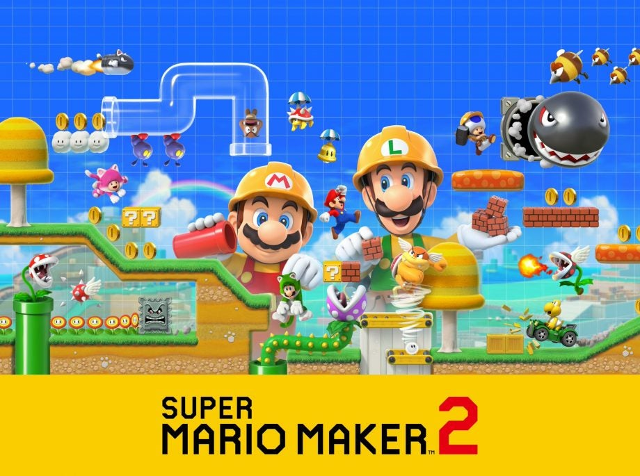 Super Mario Maker 2 will drop on Switch in June