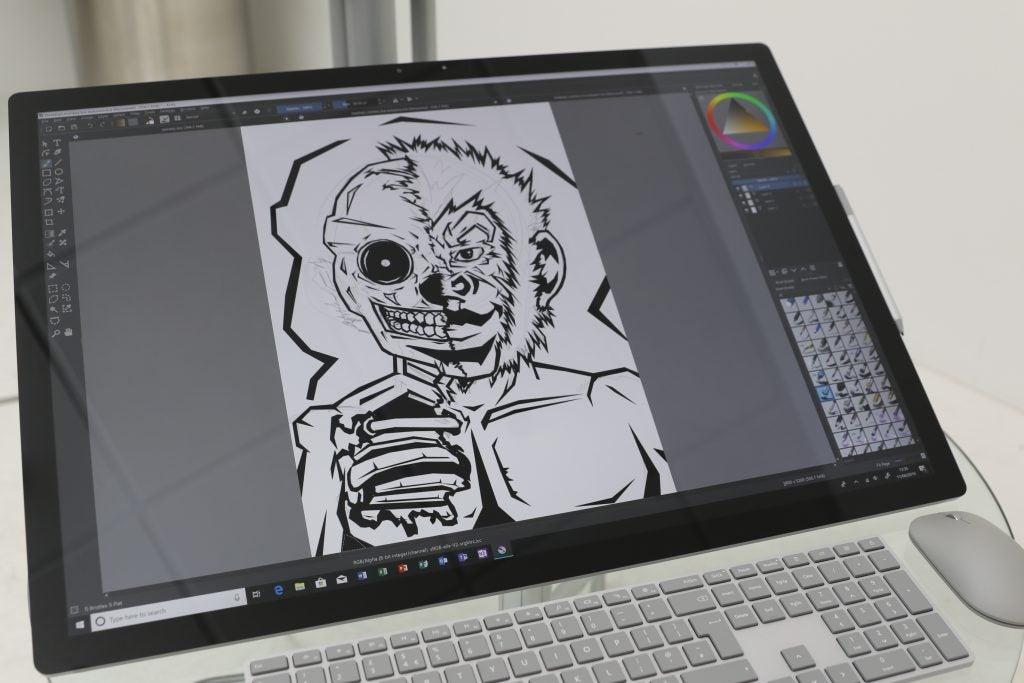 Surface Studio 2 Review: A creative's dream   Trusted Reviews