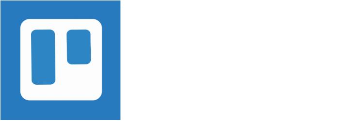 Trello app logo wide
