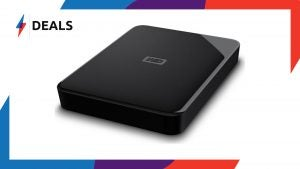 WD Portable Hard Drive Storage Deal