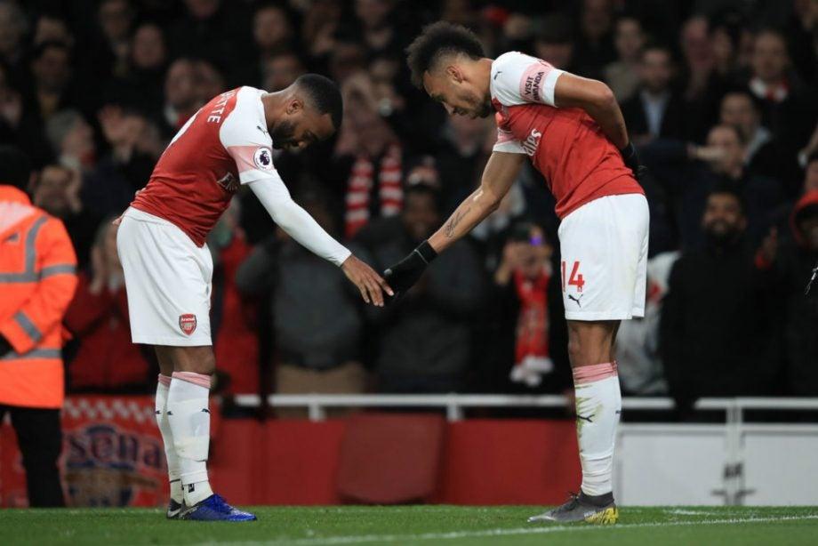 Arsenal vs City
