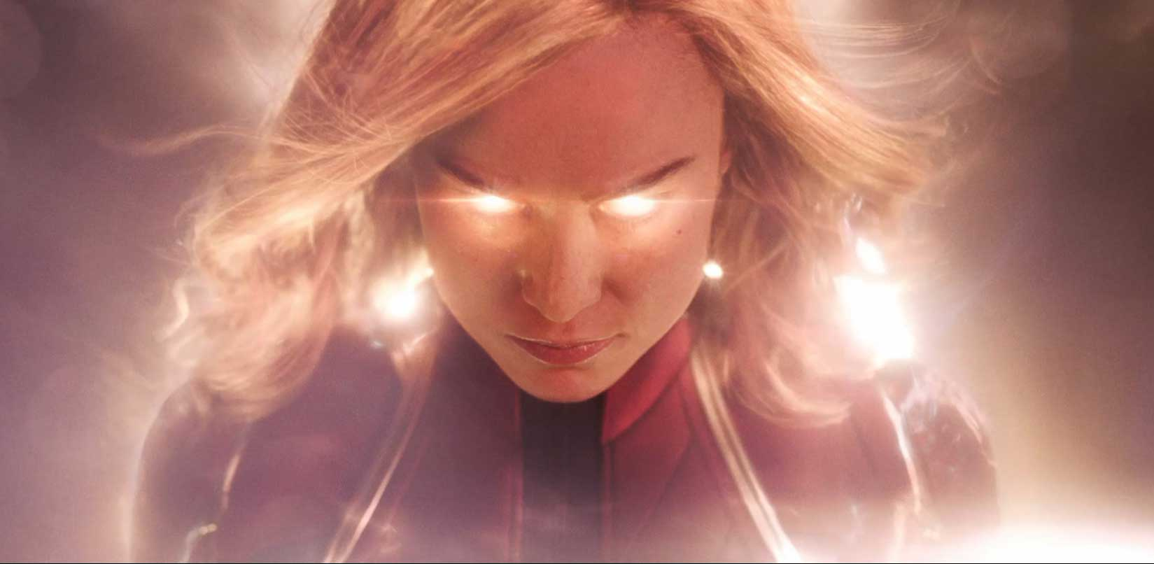 Captain Marvel leads the charge of new November content on Sky Cinema