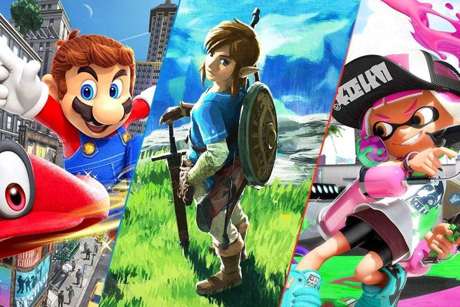 Best Nintendo Switch Games