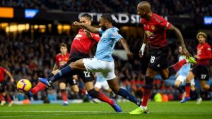 man utd vs man city