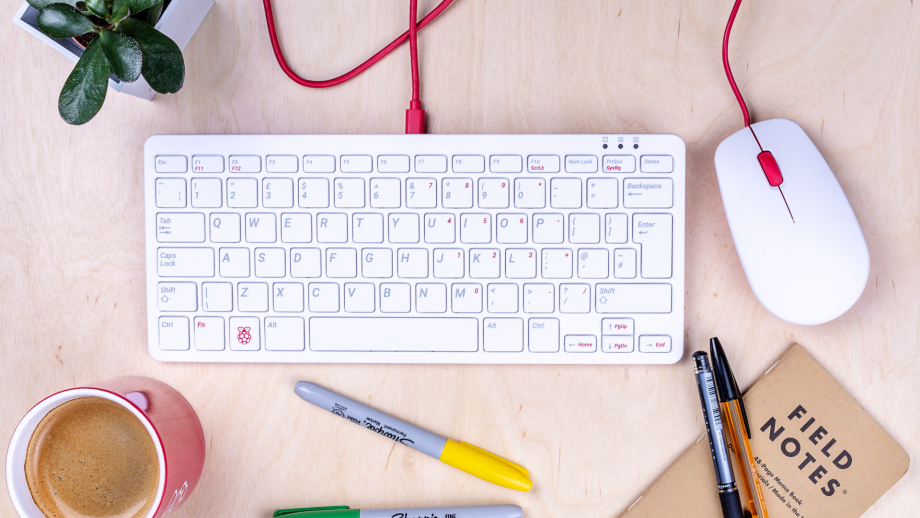 Raspberry Pi Keyboard Mouse