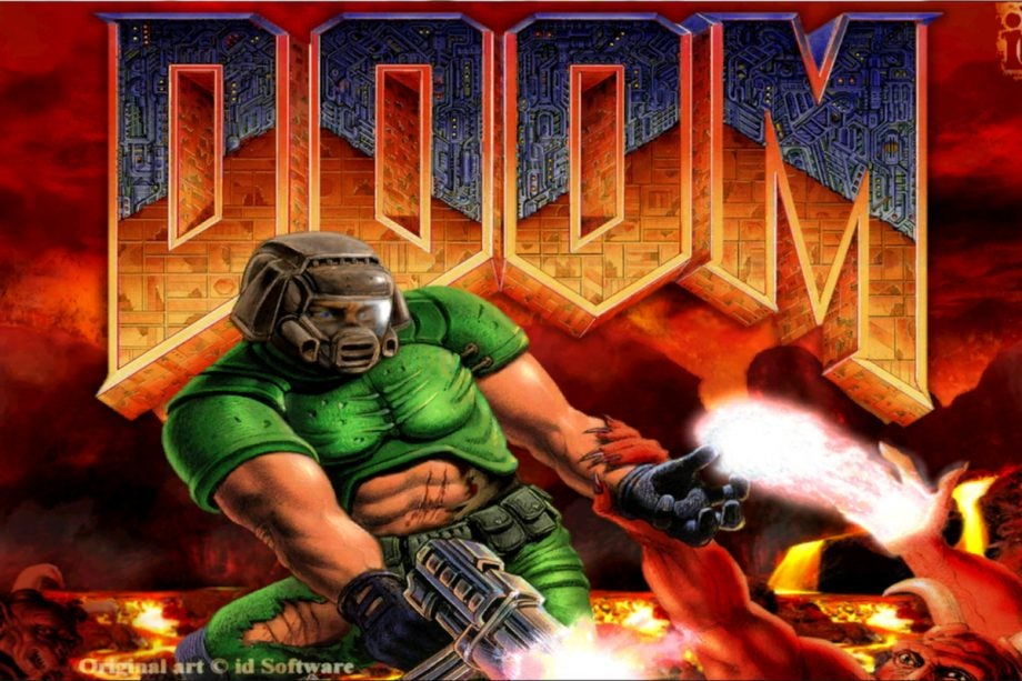 This Doom mod turns it into a (more) mindless shooter