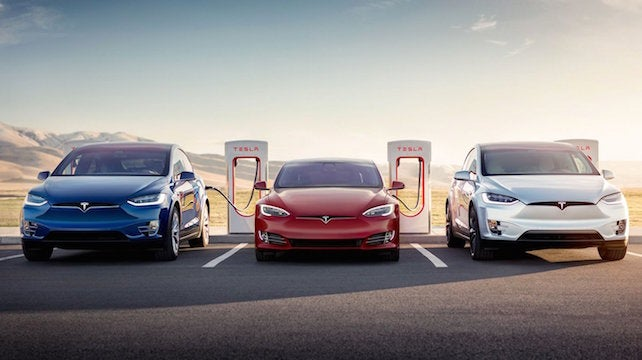 Tesla Model X and Model S get huge range upgrade and a price cut