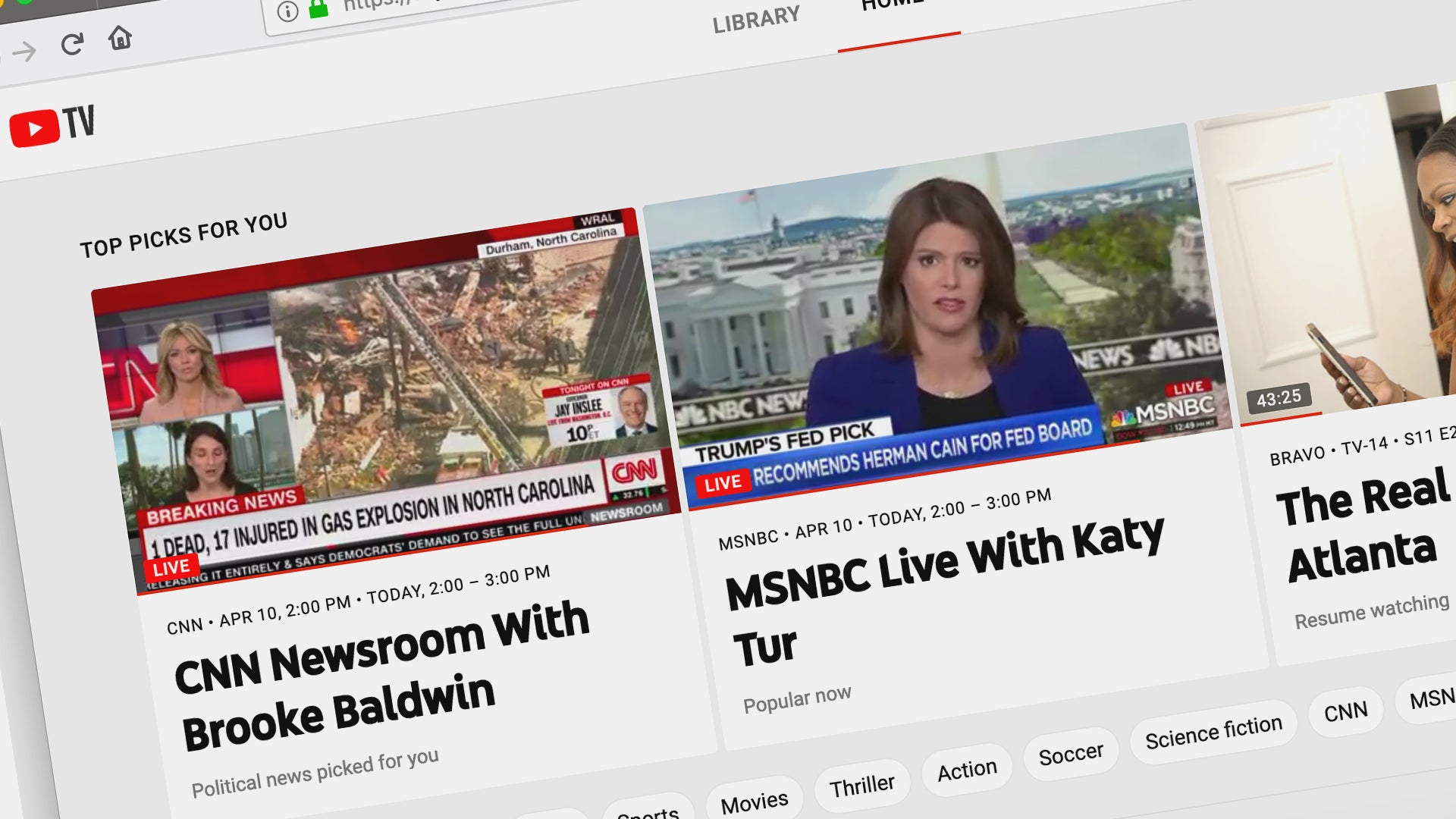 YouTube TV gets significant price hike, but it's not all bad