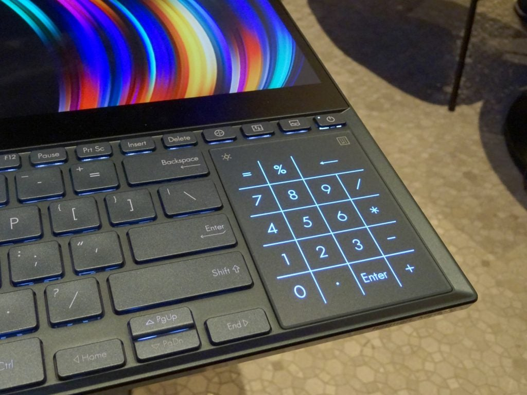 Asus ZenBook Pro Duo laptops with ScreenPad Plus unveiled