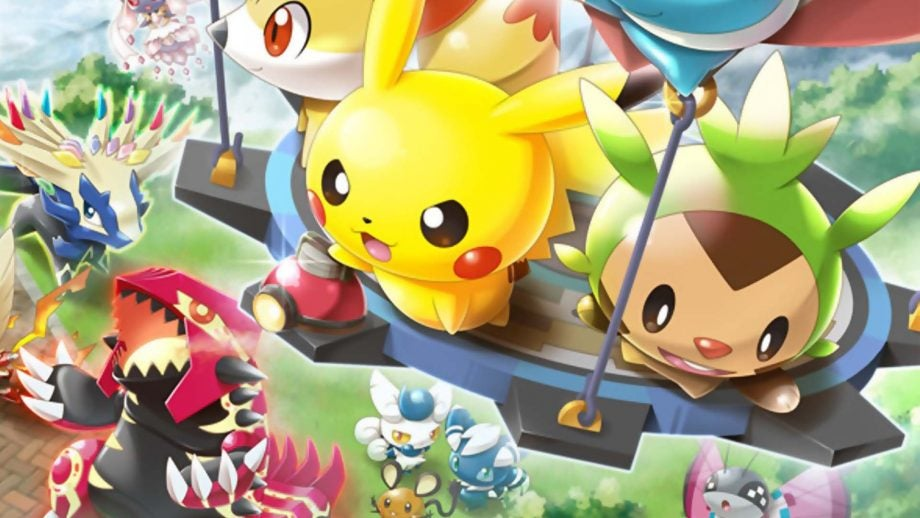 Pokemon Rumble Rush Mobile Game promises to be interesting.