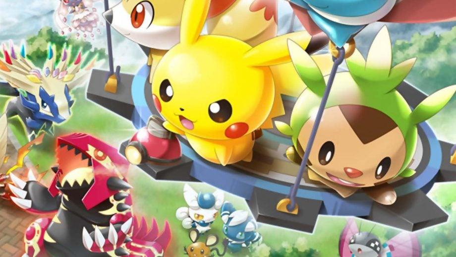 Pokemon Rumble Rush Mobile Game promises to be interesting.
