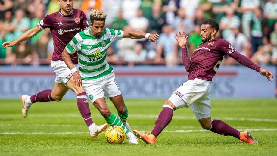 Celtic vs Hearts