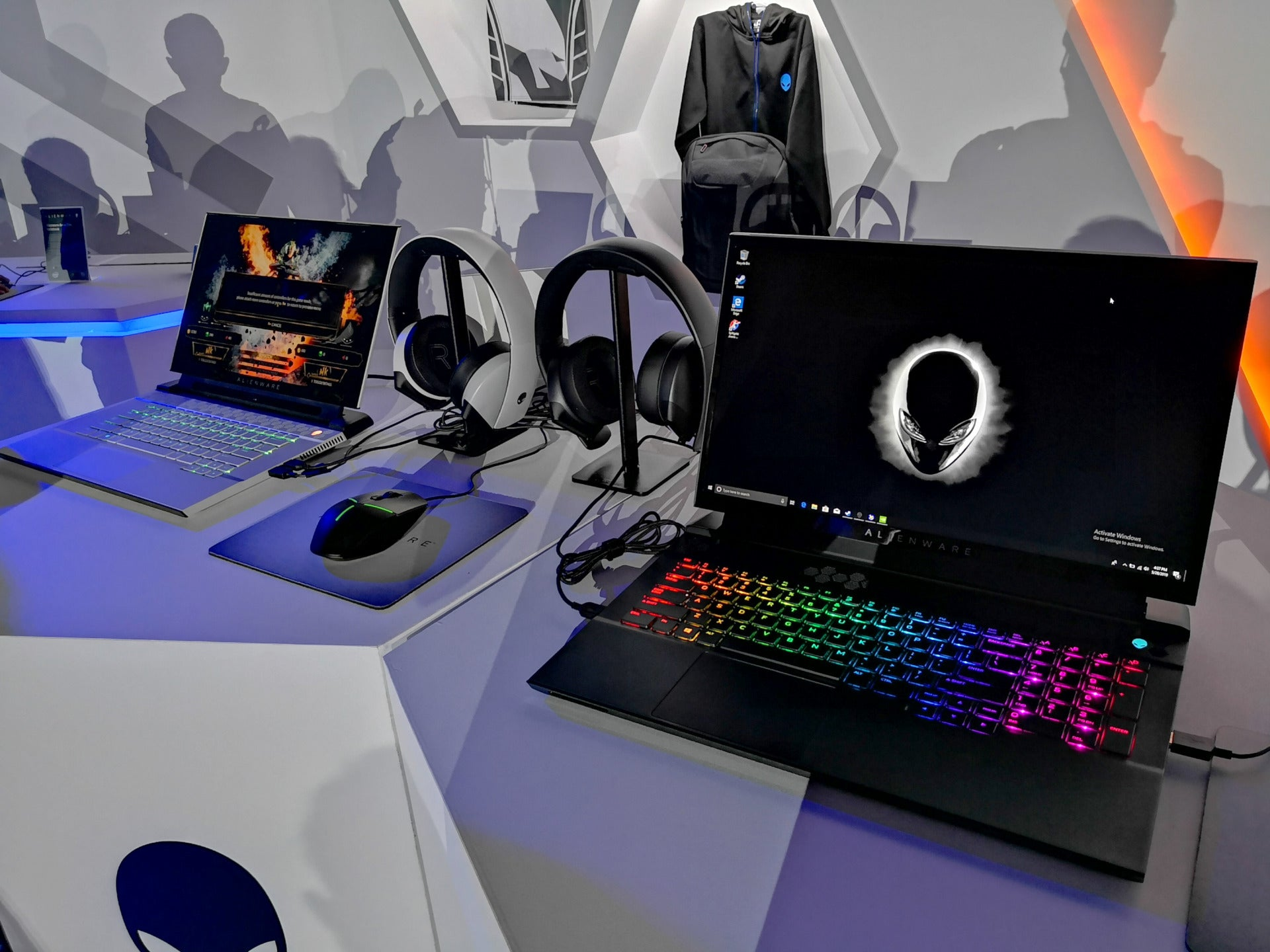 Alienware Laptops Receive A Sci Fi Makeover And A Rocket