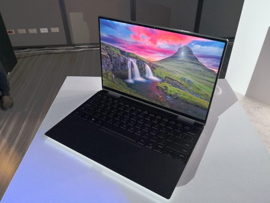 Dell XPS 13 2 in 1 Review: Hands on with the world's first Ice Lake