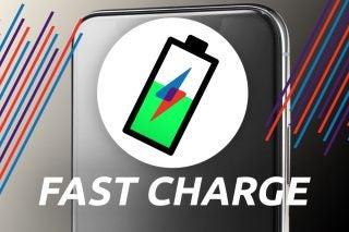 Fast Charge iOS 13 dark mode