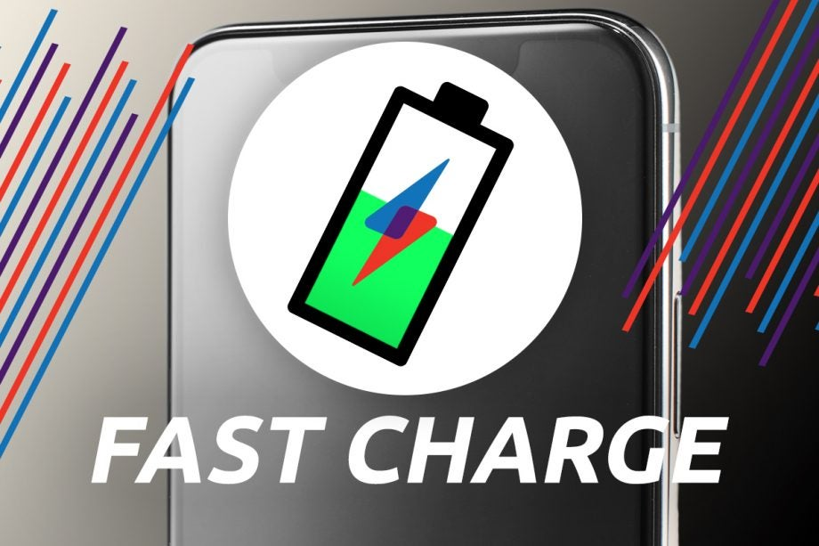 Fast Charge iOS 13 dark mode
